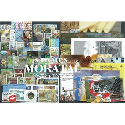 [20] 2016 Spain Year Set Complete **MNH LUXURY   + 12 Sheets + 1 Booklet Stamps in Perfect Condition. LUXE