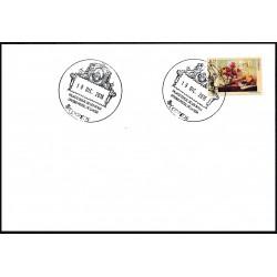 [05] 1959  FDC EUROPE Very Nice