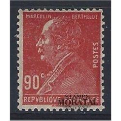 1927 France  Sc# 242  * MH Nice. Marcelin Berthelot (Scott)