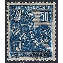 1929 France  Sc# 245  * MH Nice. Joan of Arc (Scott)  Personalities