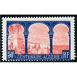 1930 France  Sc# 255  ** MNH Very Nice. Cent. French Algeria (Scott)