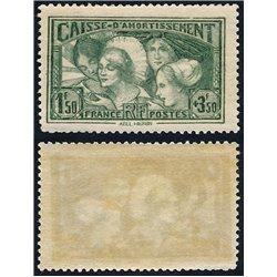 1931 France  Sc# B38  ** MNH Very Nice. Sinking Fund Issues (Scott)