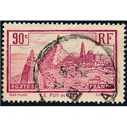 1933 France  Sc# 290  * MH Nice. Le Puy en Velay (Scott)