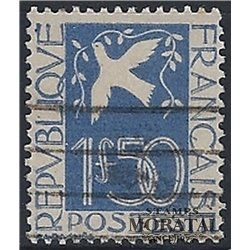 1934 France  Sc# 294  (o) Used, Nice. Dove and Olive Branch (Scott)