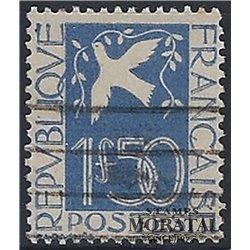 1934 Frankreich Mi# 291  (o) Gebrauchte, Zustand. Friedenstaube (Michel)
