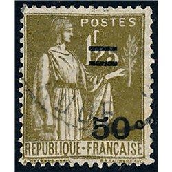 1934 Frankreich Mi# 273/283  (o) Gebrauchte, Zustand. Slnnbild des Friedens (Michel)