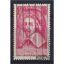 1935 Frankreich Mi# 301  (o) Gebrauchte, Zustand. Richelieu (Michel)