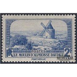 1936 Frankreich Mi# 315  ** Perfekter Zustand. Lettres de Mon Moulin (Michel)  Tourismus