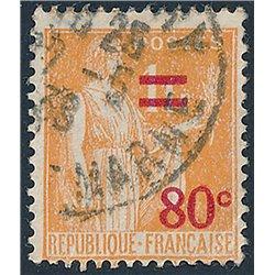 1937 Frankreich Mi# 273/283  (o) Gebrauchte, Zustand. Slnnbild des Friedens (Michel)