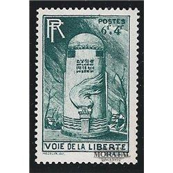 1947 Frankreich Mi# 787  * Falz Guter Zustand. Straße der Freiheit (Michel)