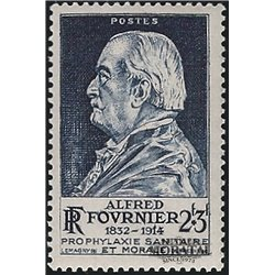 1947 France  Sc# B221  ** MNH Very Nice. Alfred Fournier (Scott)  Personalities