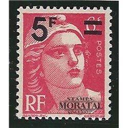 1949 Frankreich Mi# 833  * Falz Guter Zustand. Marianne (Michel)  Serie Gene