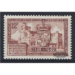 1949 Frankreich Mi# 844  ** Perfekter Zustand. ZugehOrigkeít der Dauphiné (Michel)