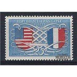 1949 Frankreich Mi# 845  * Falz Guter Zustand. Franzosisch-amerikanische (Michel)