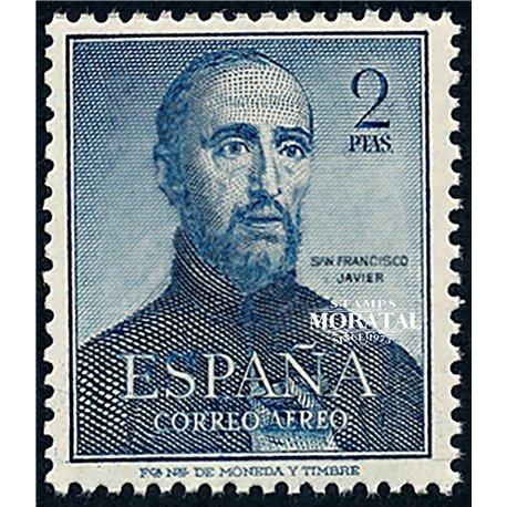 1952 Spanien 1010  San Francisco Javier  ** Perfekter Zustand  (Michel)