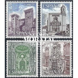1979 Espagne 2178/2181  Paysages I Tourisme **MNH TTB Très Beau  (Yvert&Tellier)