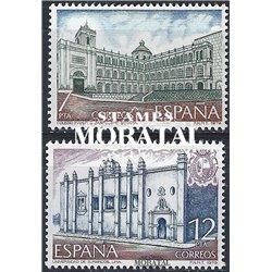1979 Espagne 2190/2191  Amérique-Espagne Amérique **MNH TTB Très Beau  (Yvert&Tellier)