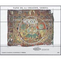 1980 Spanien Block22 Block-Wandbehang  ** Perfekter Zustand  (Michel)