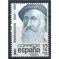 1981 Espagne 2271 Centenaires Personnalités **MNH TTB Très Beau  (Yvert&Tellier)