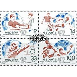 1982 Espagne 0 Espagne ' 82 Sportif **MNH TTB Très Beau  (Yvert&Tellier)