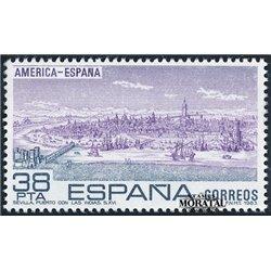 1983 Espagne 2340 Amérique-Espagne Amérique **MNH TTB Très Beau  (Yvert&Tellier)