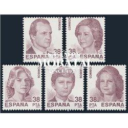 1984 Spanien 0 Spanien ' 84 Ausstellung ** Perfekter Zustand  (Michel)