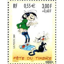 2001 Frankreich Mi# 3511  ** Perfekter Zustand. Tag der Briefmarke (Michel)