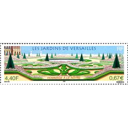 2001 France  Sc# 2818  ** MNH Very Nice. French Gardens (Scott)