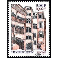 2001 France  Sc# 2825  ** MNH Very Nice. Lyon (Scott)  Personalities