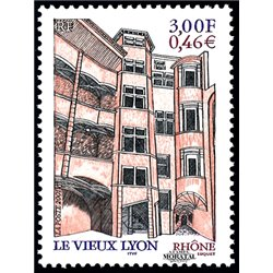 2001 France  Sc# 2825  ** MNH Very Nice. Lyon (Scott)  Personalities