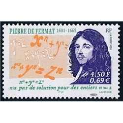 2001 France  Sc# 2836  ** MNH Very Nice. Pierre de Fermat (Scott)