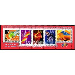 2001 France  Sc# 0  ** MNH Very Nice. The 20th Century (Scott)