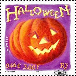 2001 France  Sc# 2839  ** MNH Very Nice. Halloween (Scott)  Personalities