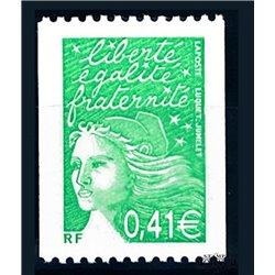 2002 Frankreich Mi# 3584C  ** Perfekter Zustand. Marianne (Michel)  Serie Gene