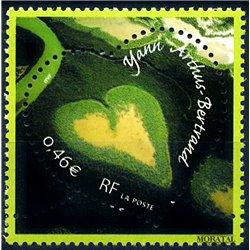 2002 France  Sc# 2867  ** MNH Very Nice. Valentine's Day (Scott)  Sport