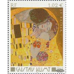 2002 France  Sc# 2870  ** MNH Very Nice. Gustav Klimt (Scott)