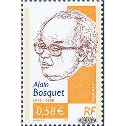 2002 France  Sc# 2873  ** MNH Very Nice. Alain Bosquet (Scott)