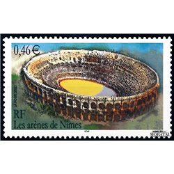 2002 France  Sc# 2880  ** MNH Very Nice. Roman Circus Nimes (Scott)