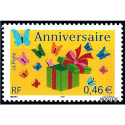 2002 France  Sc# 2888  ** MNH Very Nice. Anniversary stamps (Scott)
