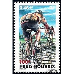 2002 Frankreich Mi# 3618  ** Perfekter Zustand. Paris-Roubaix (Michel)