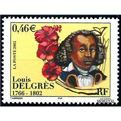2002 France  Sc# 2899  ** MNH Very Nice. Louis Delgres (Scott)