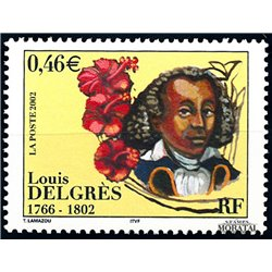 2002 France  Sc# 2899  ** MNH Very Nice. Louis Delgres (Scott)