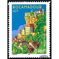 2002 Frankreich Mi# 3629  ** Perfekter Zustand. Rocamadour (Michel)