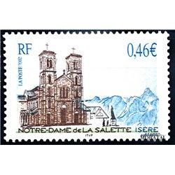 2002 Frankreich Mi# 3643  ** Perfekter Zustand. Notre-Dame (Michel)  Art
