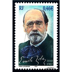 2002 France  Sc# 2916  ** MNH Very Nice. Emile Zola (Scott)