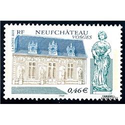 2002 France  Sc# 2887  ** MNH Very Nice. Neufchâteau (Scott)