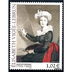 2002 France  Sc# 2872  ** MNH Very Nice. Vigee-Lebrun (Scott)