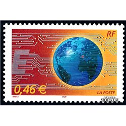 2002 France  Sc# 2918  ** MNH Very Nice. Post Offices (Scott)