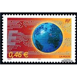 2002 Frankreich Mi# 3670 I  ** Perfekter Zustand. Correos Unternehmen (Michel)