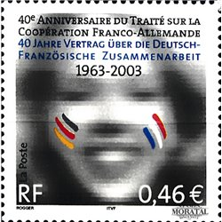 2003 France  Sc# 2930  ** MNH Very Nice. Coop. Franco-German (Scott)